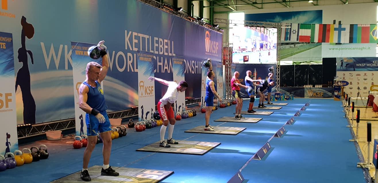 Kettlebell Sport Sweden